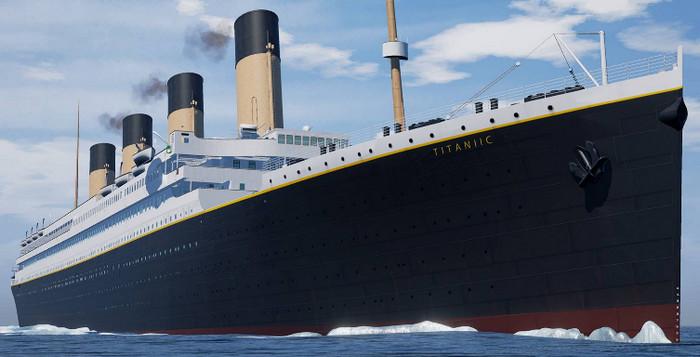 Китай начал строительство точной копии трансатлантического парохода Титаник