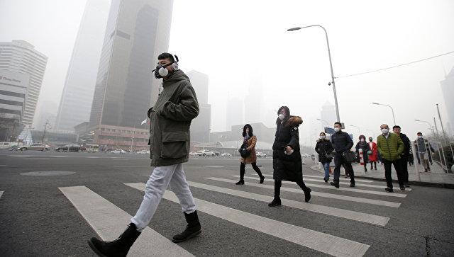 Китай переводитпромышленность с угля на газ
