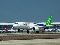 Китай презентовал конкурента Airbus и Boeing
