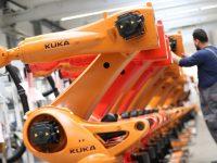 Китай произвел более 100 тысяч роботов за год