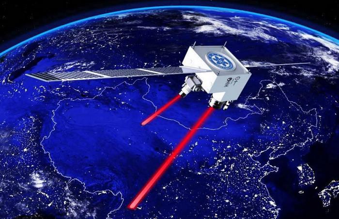 Китай провел испытания квантового спутника связи, недавно запущенного на орбиту