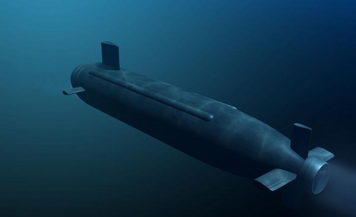 Китай разработал квантовый детектор подводных лодок