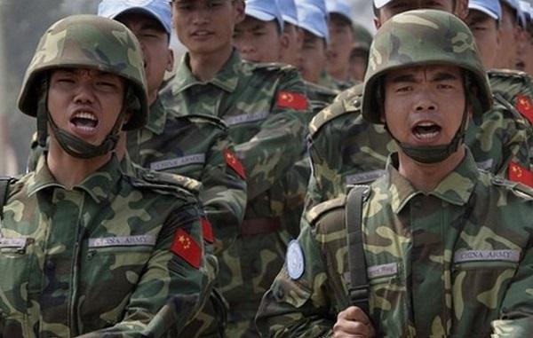 Китай угрожает Индии началом войны