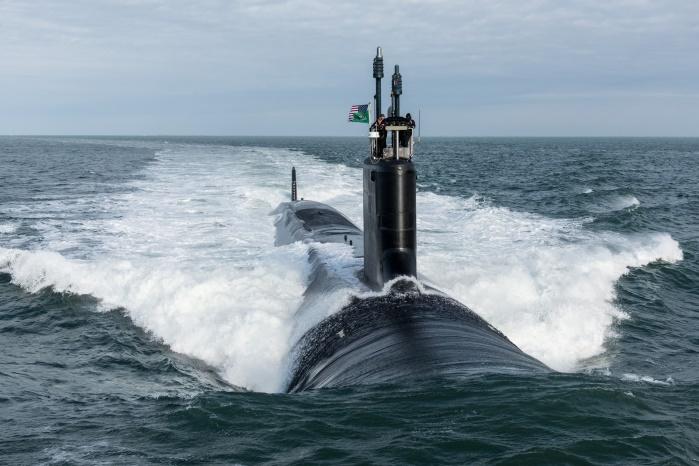 """Китай установил на дне Тихого океана """"прослушку"""" для обнаружения подлодок США"""
