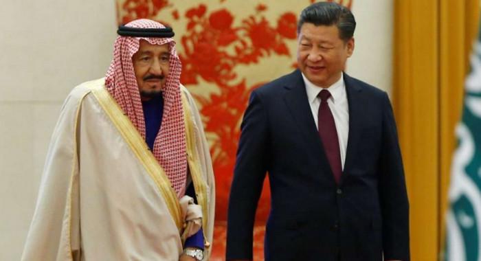 Китай ведет переговоры с Саудовской Аравией о закупке нефти за юани