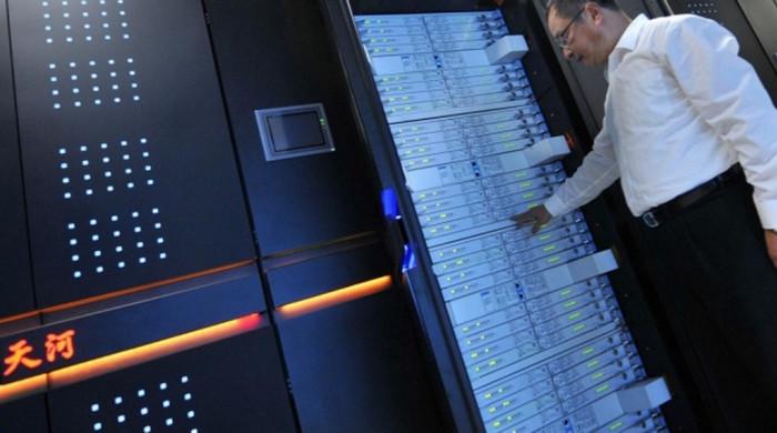 Китай запустит самый быстрый суперкомпьютер к 2020 году