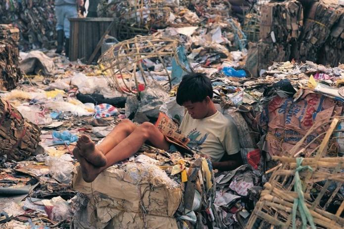 Китайцы создали фонд помощи бедным регионам