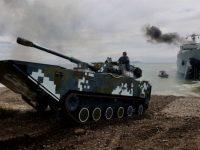 Китайская компания Norinco Group показала самую быструю боевую амфибию