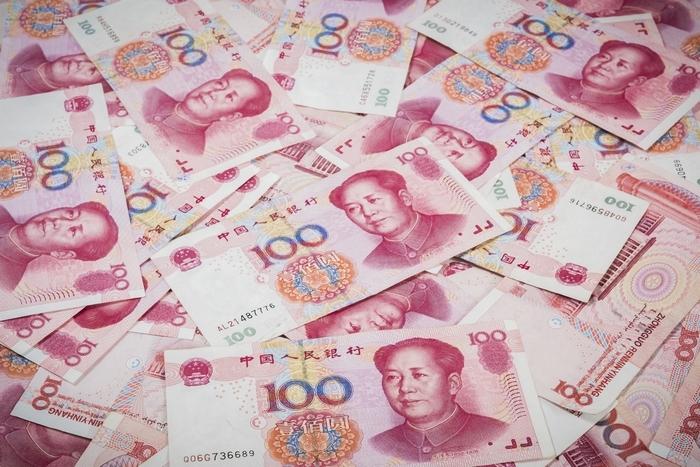 Китайская валюта достигла своего 8-летнего минимума