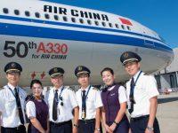 Китайским авиалиниям нужно 5500 новых пилотов в год