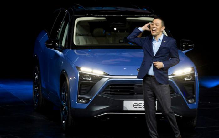 Китайский конкурент Tesla начал продажи дебютного автомобиля