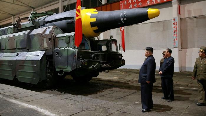 КНДР готова отказаться от ядерной программы, если США разоружатся