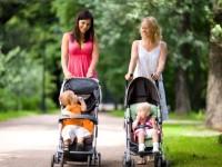 Детские коляски: основные виды