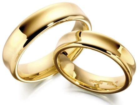 Обручальные кольца и модные направления