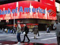 Количество отделений банков в США сократится на 20 процентов