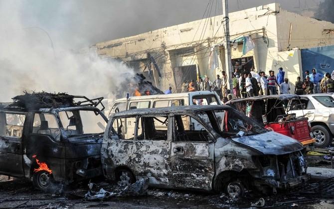 Количество погибших от теракта в Сомали возросло до 358 человек