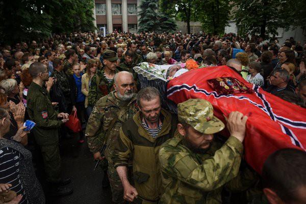 Убит, ранен, ЛНР, ДНР, война, сепаратист, боевик