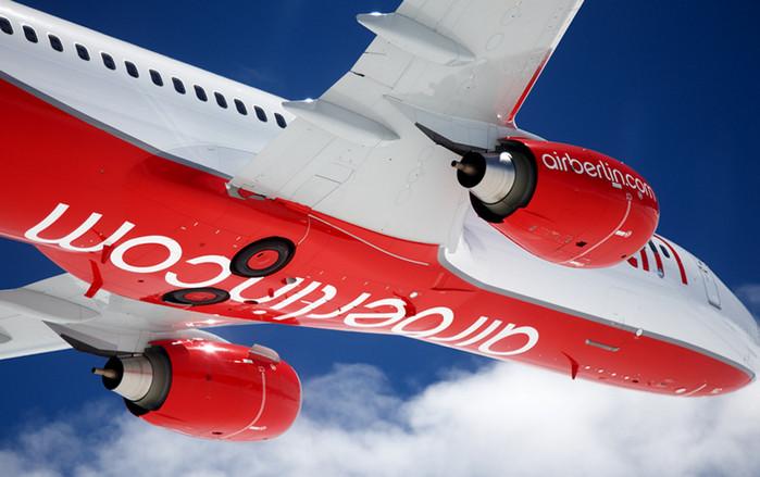 Компания Air Berlin объявила о банкротстве и отменила все рейсы