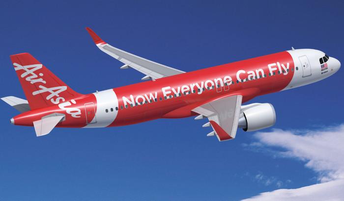 Компания AirAsia запускает в Китае свое бюджетное подразделение