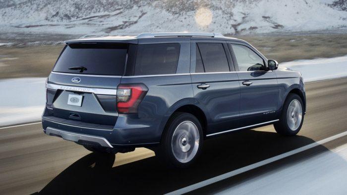 Компания Ford представила новый внедорожник