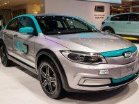 Компания Qoros наращивает объем производства электромобилей