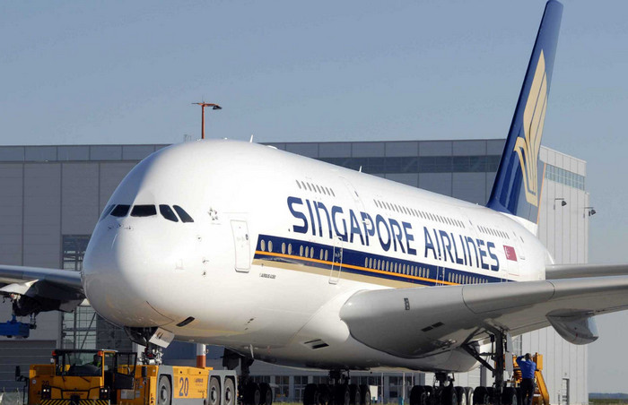 Компания Singapore Airlines отказывается от самолетов Airbus А380