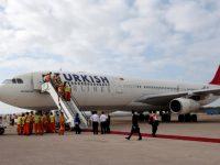 Компания Turkish Airlines открыла маршрут в Сомали