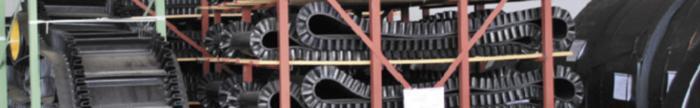 Область применения ленточного конвейера, его характеристики и преимущества