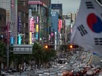 Экономические показатели роста Южной Кореи в первом квартале