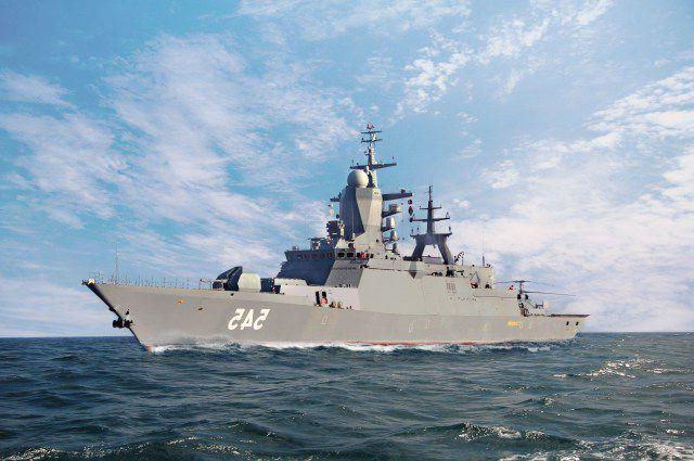 США продадут Саудовской Аравии 4 военных корабля за 11,25 млрд долларов