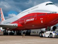 Король авиалайнеров Boeing 747 уходит в отставку в этом году