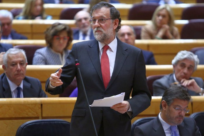 Коррупционный скандал в Испании: премьер-министра Мариано Рахоя вызывают в суд