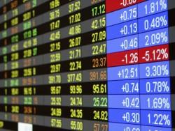 В Евросоюзе торги на основных фондовых биржах закрылись со снижением котировок