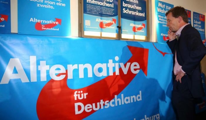 Крайне правая партия прошла в парламент Германии впервые за 60 лет