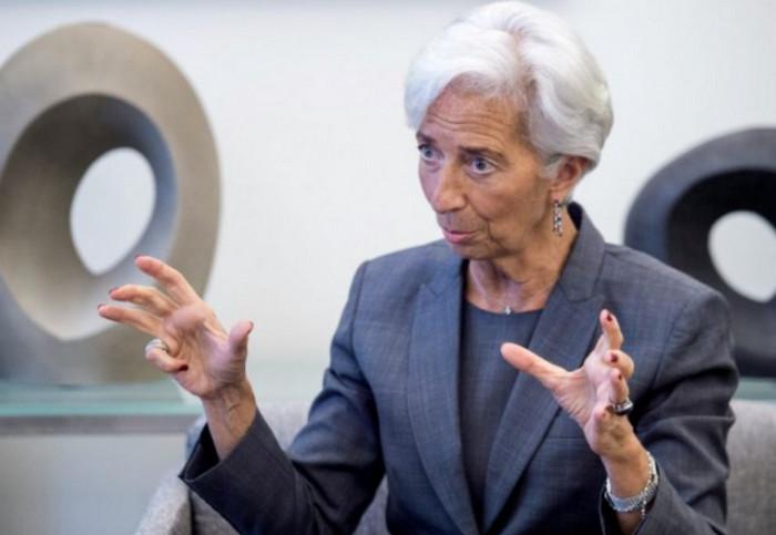 Кристин Лагард сделала заявление об усилиях по борьбе с коррупцией в Украине