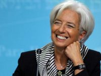 Кристин Лагард: восстановление мировой экономики набирает обороты