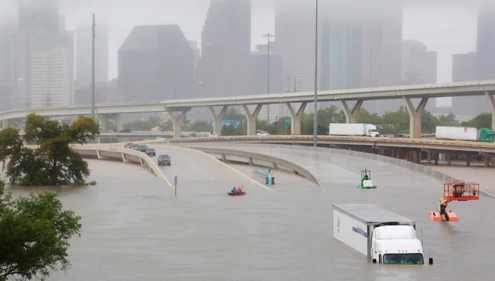 Крупнейшая страховая компания США призвала правительство пересмотреть программу страхования от наводнений