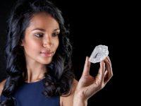 Крупнейший алмаз в мире не удалось продать с аукциона