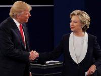 Кто и сколько дал денег на предвыборную гонку Хиллари Клинтон и Дональда Трампа (инфографика)