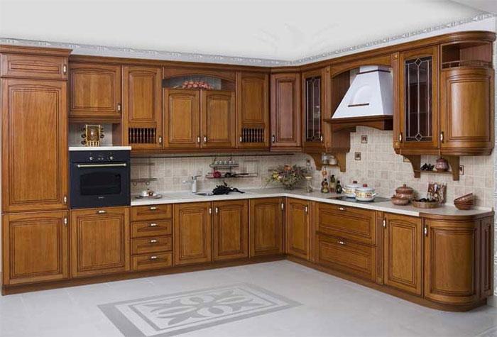 Кухня: современный интерьер