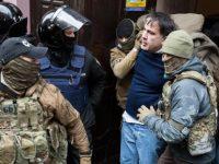 Курченко передал $0,5 млн Саакашвилидля организации протестов, — Луценко