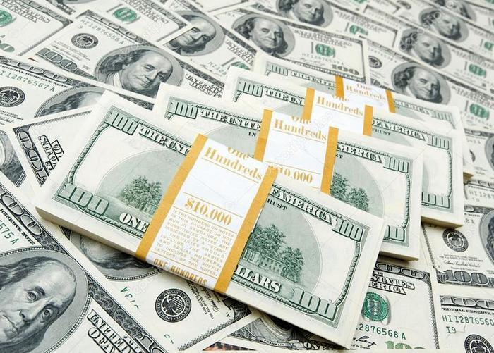 Курс валют от НБУ на 24 апреля 2017. Доллар и евро дешевеют