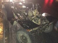 Пьяный водитель без одной руки верхом на квадроцикле катался по Сызрани