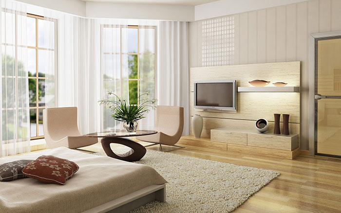 Возможности дизайна при первичном ремонте квартиры
