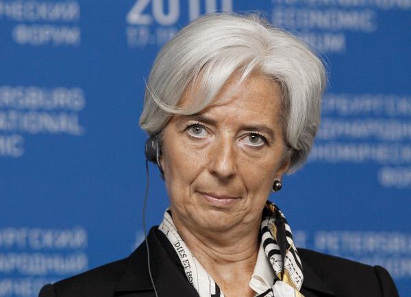 Кристин Лагард остается еще на 5 лет директором-распорядителем МВФ