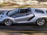 Lamborghini презентовал самый мощный авто Centenario Roadster за 2,3 млн долларов