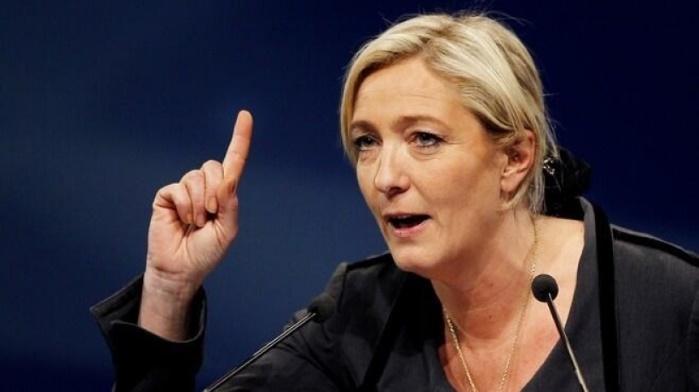 """Ле Пен предложила изменить название партии """"Национальный фронт"""""""
