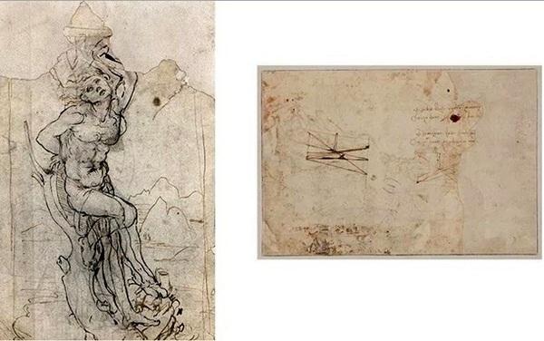 Леонардо ла Винчи оставил €15 млн: во Франции найдено его творение