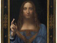 """Картина Леонардо да Винчи """"Спаситель мира"""" продана за рекордные 450 млн долларов"""