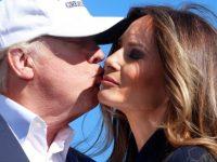 Лицо Меланьи Трамп придирчиво рассмотрели: природная красота или пластика
